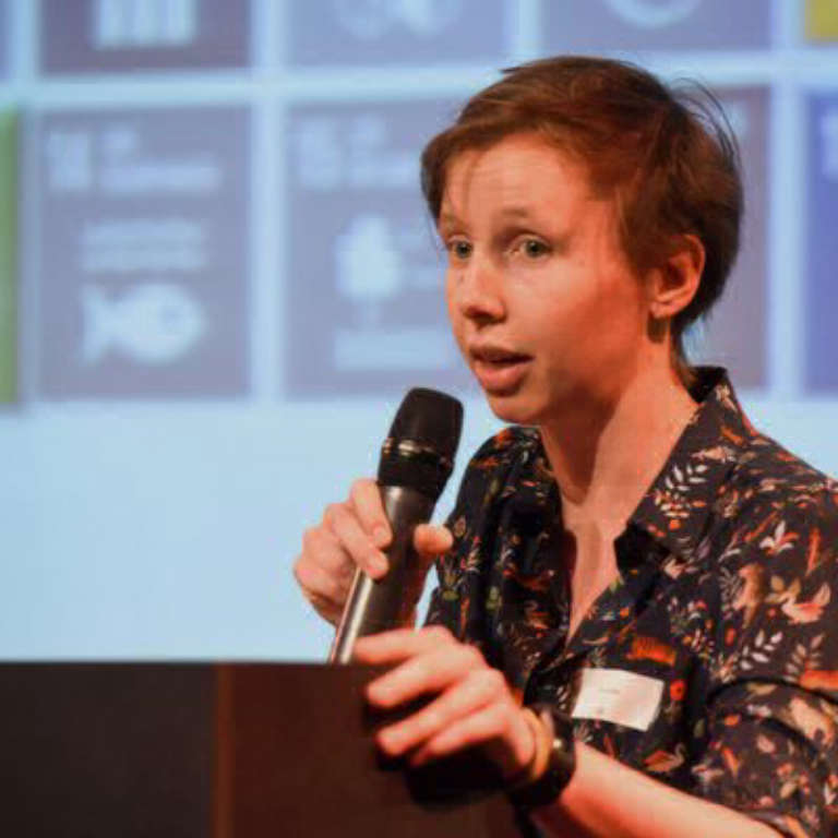Lies Jacobs - post-doctoral researcher KU Leuven