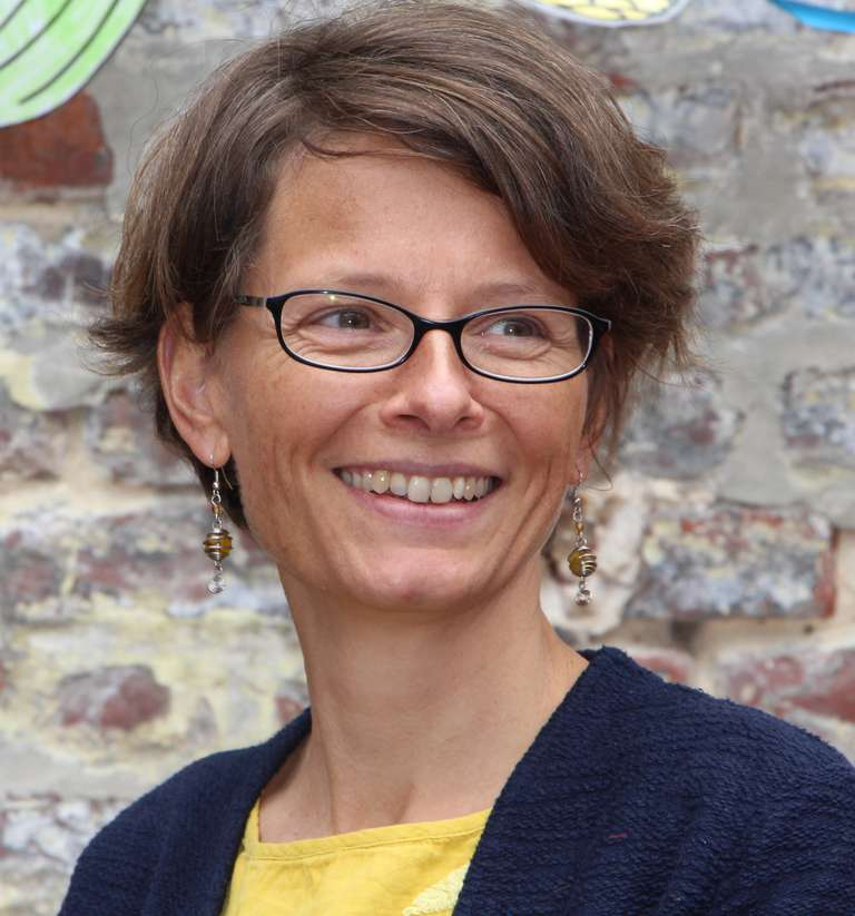 Caroline Michellier - post-doctoral researcher RMCA